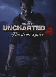 The art of uncharted 4. Fine di un ladro.pdf
