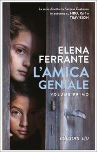 Libro L' amica geniale Elena Ferrante