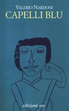 Capelli blu - Valerio Nardoni - copertina