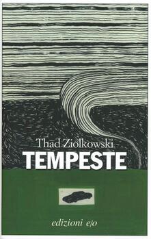 Tempeste - Thad Ziolkowski - copertina