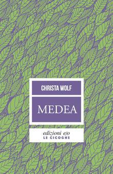 Medea - Christa Wolf,Anita Raja - ebook