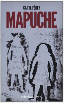 Mapuche - Caryl Férey - copertina