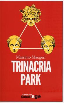 Trinacria Park - Massimo Maugeri - copertina