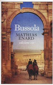 Libro Bussola Mathias Énard