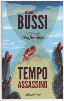 Tempo assassino - Michel Bussi - copertina