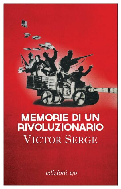 Memorie di un rivoluzionario (1901-1941) - Victor Serge - copertina