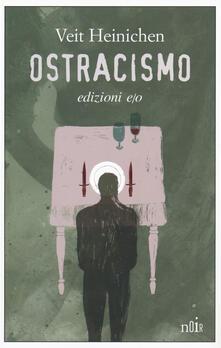 Ostracismo - Veit Heinichen - copertina