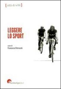 Leggere lo sport