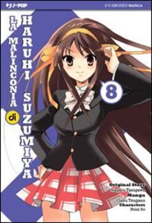 Daddyswing.es La malinconia di Haruhi Suzumiya. Vol. 8 Image