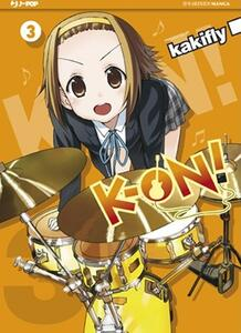 K-on!. Vol. 3