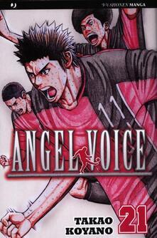 Steamcon.it Angel voice. Vol. 21 Image