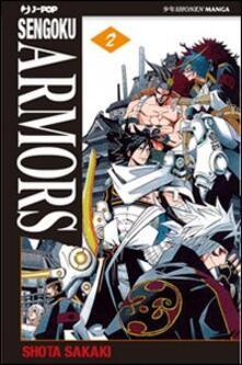 Voluntariadobaleares2014.es Sengoku Armors. Vol. 2 Image