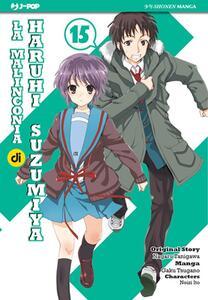 La malinconia di Haruhi Suzumiya. Vol. 15