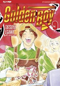 Golden boy. Vol. 9 - Egawa Tatsuya - wuz.it