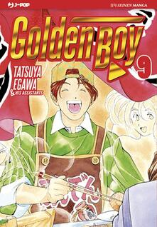Squillogame.it Golden boy. Vol. 9 Image