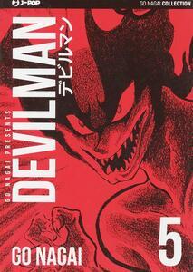 Devilman. Ultimate edition. Vol. 5