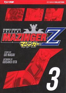 Mazinger Z. Ultimate edition. Vol. 3