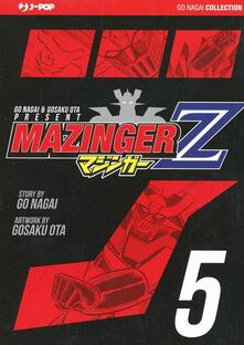 Mazinger Z. Ultimate edition. Vol. 5