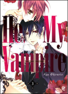 Listadelpopolo.it He's my vampire. Vol. 3 Image