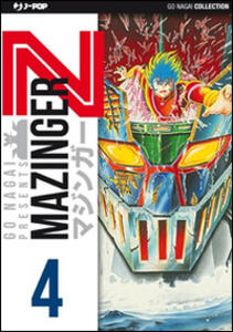 Mazinger Z. Ultimate edition. Vol. 4