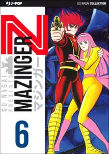 Mercatinidinataletorino.it Mazinger Z. Ultimate edition. Vol. 6 Image