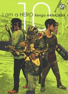 I am a hero. Vol. 10