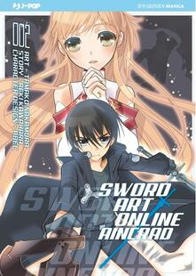 Tegliowinterrun.it Sword art online. Aincrad. Vol. 2 Image