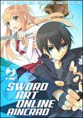 Libro Sword Art Online. Aincrad box vol. 1-2 Reki Kawahara Tamako Nakamura