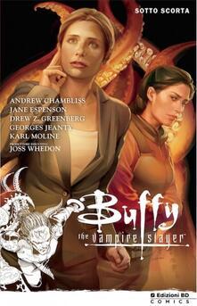 Winniearcher.com Sotto scorta. Buffy. The vampire slayer. Stagione 9. Vol. 3 Image