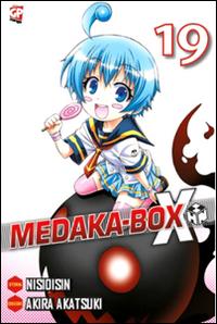 Medaka box. Vol. 19