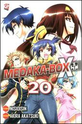 Medaka box. Vol. 20
