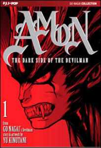 The dark side of the Devilman. Amon. Vol. 1