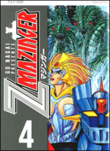 Mazinger Z. Ultimate edition. Vol. 4