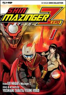 Ascotcamogli.it Shin Mazinger Zero. Vol. 1 Image
