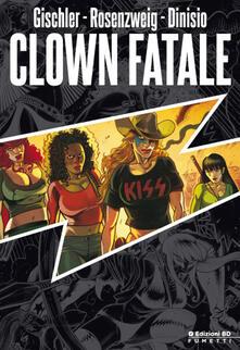 Camfeed.it Clown fatale Image