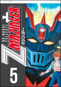 Mazinger Z. Ultimate edition. Vol. 5