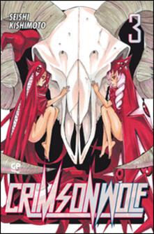 Letterarioprimopiano.it Crimson Wolf. Vol. 3 Image