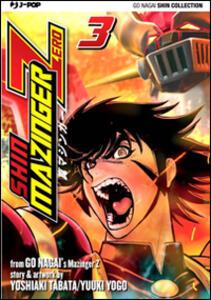 Shin Mazinger Zero. Vol. 3