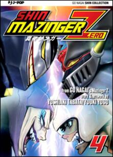 Promoartpalermo.it Shin Mazinger Zero. Vol. 4 Image