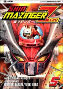 Amatigota.it Shin Mazinger Zero. Vol. 5 Image