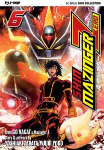 Shin Mazinger Zero. Vol. 6