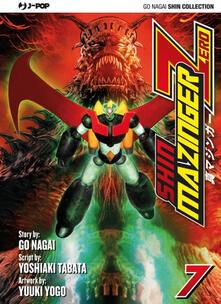 Osteriacasadimare.it Shin Mazinger Zero. Vol. 7 Image