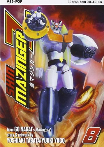 Shin Mazinger Zero. Vol. 8