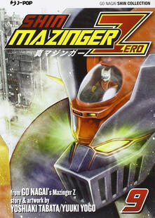 Camfeed.it Shin Mazinger Zero. Vol. 9 Image