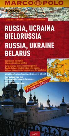 Russia, Ucraina, Bielorussia 1:2.000.000. Ediz. multilingue.pdf