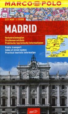 Capturtokyoedition.it Madrid 1:15.000 Image