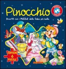 Lpgcsostenible.es Pinocchio. Con 6 puzzle Image