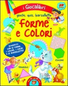 Daddyswing.es Forme e colori. Ediz. illustrata Image