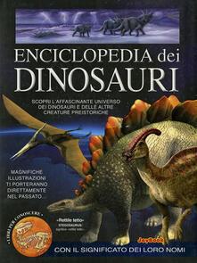 Listadelpopolo.it Enciclopedia dei dinosauri Image