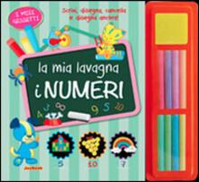 Tegliowinterrun.it I numeri. La mia lavagna. Ediz. illustrata. Con gadget Image